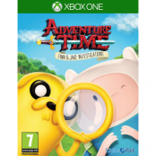 Adventure Time Finn & Jake Investigations