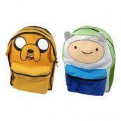 Adventure Time Vändbar Ryggsäck
