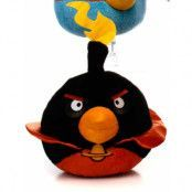 Angry Birds - Black Plush - 20 cm