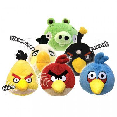 Angry Birds med ljud