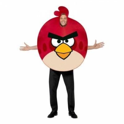 Angry Birds Maskeraddräkt