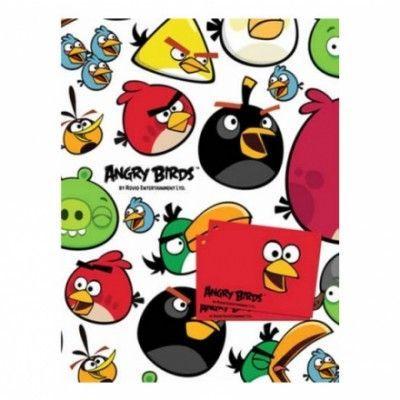 Angry Birds Presentpapper