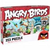 Angry Birds Pussel 252 Bitar