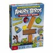 Angry Birds Knock on Wood Brädspel