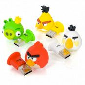 Angry Birds USB-Minne