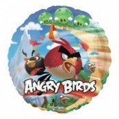 Folieballong Angry Birds