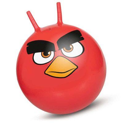 Hoppboll Angry Birds