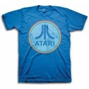 Atari Distressed T-Shirt, Basic Tee