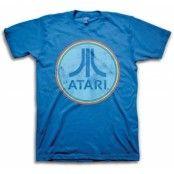 Atari Distressed T-Shirt, Basic Tee