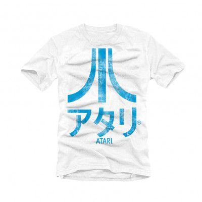 Atari Japansk Logo T-Shirt