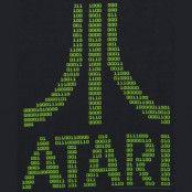 Binary Atari Logo