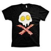 Bacon Skull T-Shirt, Basic Tee