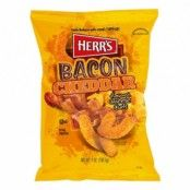 Herr's Bacon Cheddar Cheese Curls