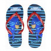 Blå Pyjamashjältarna Flip Flop Skor till Barn