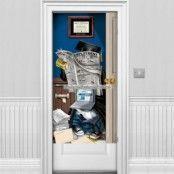 Dörröverdrag badrum till studentfesten 30 x 1,5 m