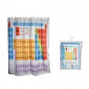 Duschdraperi Periodiska systemet