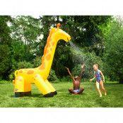 Vattenspridare Gigantisk Uppblåsbar Giraff