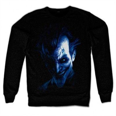 Arkham Joker Sweatshirt, Sweatshirt
