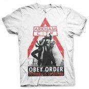 Batman Arkham City - Obey Order T-Shirt, Basic Tee