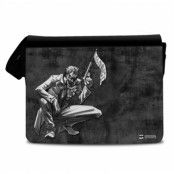 Batman - Joker Bang Messenger Bag, Messenger Shoulder Bag