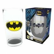 Batman Logo Ölglas