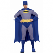Batman Retro Maskeraddräkt
