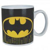 Batman värmekänslig mugg