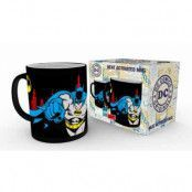 DC Comics - Batman Heat Change Mug