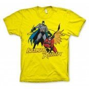 Batman & Robin T-Shirt, Basic Tee