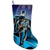 Batman - Printed Satin Christmas Stocking - 48 cm