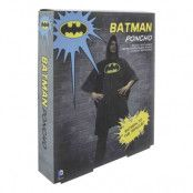Batman Regnponcho - One size