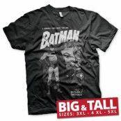 Batman - Return Of Two-Face Big & Tall T-Shirt, Big & Tall T-Shirt