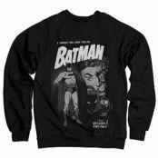 Batman - Return Of Two-Face Sweatshirt, Sweatshirt