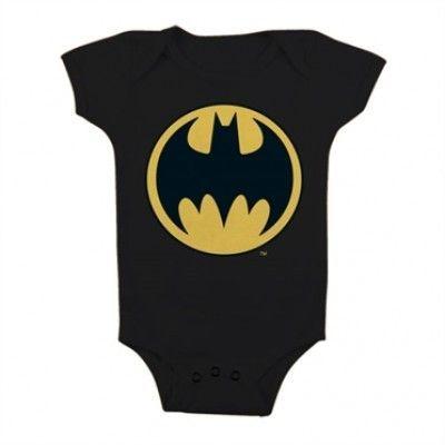 Batman Signal Logo Baby Body, Baby Body