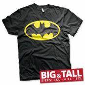 Batman Signal Logo Big & Tall T-Shirt, Big & Tall T-Shirt