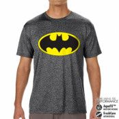 Batman Signal Performance Mens Tee, CORE PERFORMANCE MENS TEE