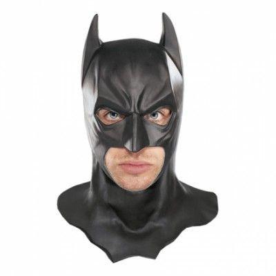 Batman The Dark Knight Rises Latexmask - One size