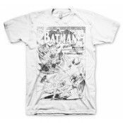 Batman - Umbrella Army Distressed T-Shirt, Basic Tee