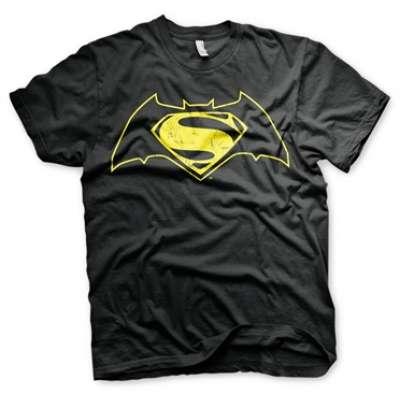 Batman Vs Superman Logo T-Shirt, Basic Tee