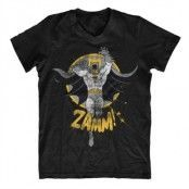 Batman Zamm! V-Neck Tee, V-Neck T-Shirt