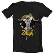 Batman Zamm! Wide Neck Tee, Wide Neck T-Shirt