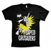 Caped Crusaders T-Shirt, Basic Tee