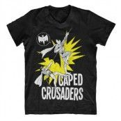 Caped Crusaders V-Neck Tee, V-Neck T-Shirt
