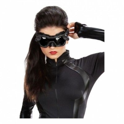 Catwoman Mask/Glasögon