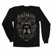 Dark Knight Crusader Long Sleeve Tee , Long Sleeve T-Shirt
