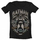 Dark Knight Crusader Wide Neck Tee, Wide Neck Tee