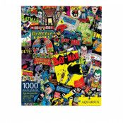 DC Comics - Batman Collage Jigsaw Puzzle