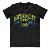 Gotham City V-Neck Tee, V-Neck T-Shirt