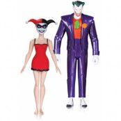 Batman The Animated Series - The Joker & Harley Quinn 2nd Ed.