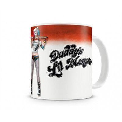 Daddy´s Lil Monster Coffee Mug, Coffee Mugg